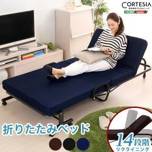 ベッド 折りたたみ 高反発 マットレス ベッド|rack-lukit