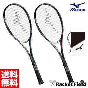 ミズノ ソフトテニスラケット スカッド05シー(63JTN856)SCUD 05-C 前衛モデル ガット代・張り代・送料無料 最新モデル MIZUNO