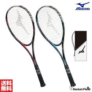 ミズノ ソフトテニスラケット スカッド05R(63JTN955)SCUD 05-R 前衛モデル ガット代・張り代・送料無料 最新モデル 軟式テニス MIZUNO