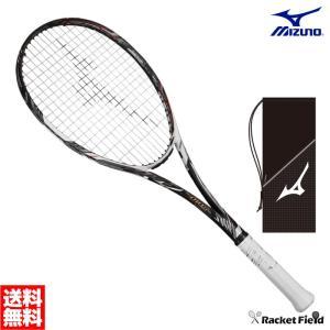 【送料無料】ミズノ ソフトテニスラケット ディオスプロC(63JTN962)DIOS PRO-C 後衛向け 上級者向け ガット代・張り代無料 軟式テニス テニスラケット MIZUNO racket-field
