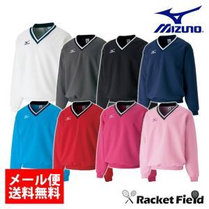 【32%OFF】MIZUNO ミズノ スウェットシャツ(肉厚素材)A75LM250(ソフトテニス ウェア テニスウェア 軟式テニス バドミントン スウェット ミズノ 防寒)|racket-field