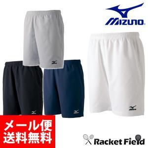 【メール便送料無料】MIZUNO(ミズノ)ハーフパンツ A75RH101 ソフトテニス ウェア& バドミントン ウェア テニスウェア メンズ|racket-field