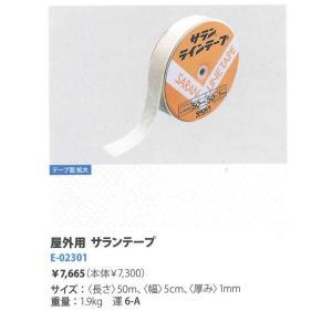 ショーワSHOWAサランテープ (屋外用ラインテープ)|racket-field
