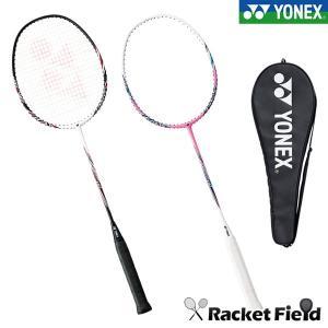 【2018NEW】ガット・張代無料 バドミントン ラケット ヨネックス YONEX ナノレイ110 NANORAY110(NR110)badminton racket 羽毛球拍 カーボン バトミントン|racket-field