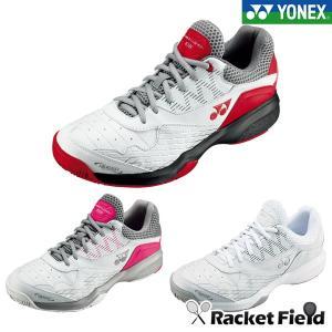 ヨネックス ソフトテニスシューズ パワークッション(SHT103)POWER CUSHION クレー・砂入り人工芝用 軽量 YONEX|racket-field
