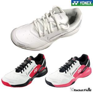 ヨネックス テニスシューズ パワークッション104(SHT104)3E設計 ローカット クレー・砂入り人工芝コート用 ソフトテニス 軟式テニス YONEX|racket-field
