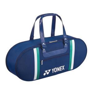 ヨネックス YONEX BAG01WAP 75THラウンドトーナメントバッグ テニス・バドミントン バッグ ミッドナイト racket-field