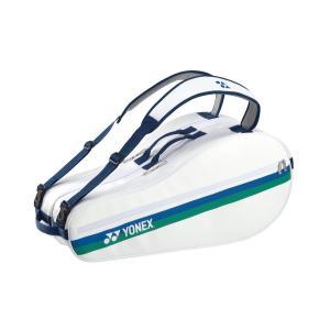 ヨネックス YONEX BAG02RAE 75THラケットバッグ6 テニス・バドミントン バッグ ホワイト racket-field