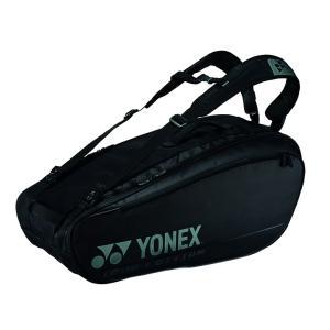 ヨネックス YONEX BAG2002R ラケットバッグ6 テニス・バドミントン バッグ ブラック racket-field