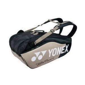【特価品】YONEX (ヨネックス) ラケットバック (リュック付) BAG1802R [テニス6本入り]