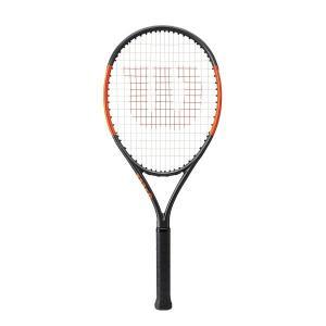 【特価品】 Wilson (ウィルソン) BURN26S バーン26S  (WRT534100) 【ガット張り上がり】 ジュニア用テニスラケット (専用カバー付)