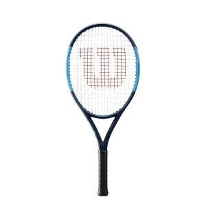 【特価品】Wilson (ウィルソン) ULTRA 26 ウルトラ26  (WRT534300) 【ガット張り上がり】 ジュニア用テニスラケット (専用カバー付)