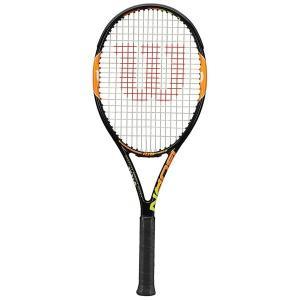 【在庫処分】 Wilson (ウィルソン) BURN100TEAM バーン100チーム テニスラケット WRT725810 【ガット代無料】 【加工費無料】