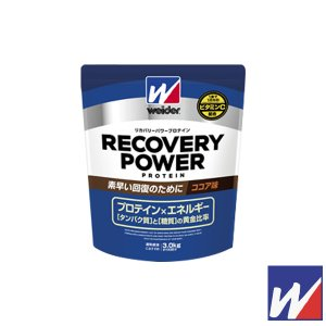 ウイダー リカバリーパワープロテイン ココア味/3.0kg(28MM12301)