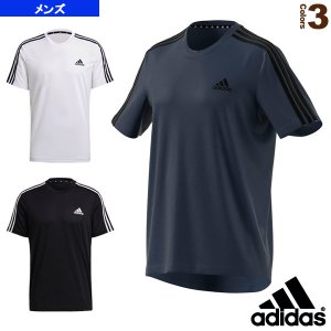アディダス オールスポーツ ウェア(メンズ/ユニ)  M D2M 3ストライプス Tシャツ/メンズ(...