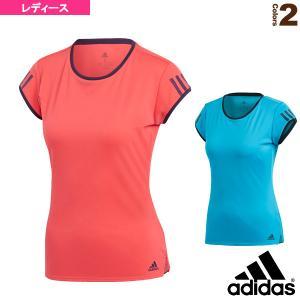 アディダス ウェア(レディース)  TENNIS CLUB 3ST TEE/テニスクラブ 3ST Tシャツ/レディース(FRO19)|racket