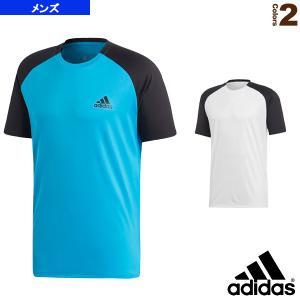 アディダス テニス・バドミントンウェア(メンズ/ユニ)  TENNIS CLUB C/B TEE/テニスクラブ C/B Tシャツ/メンズ(FRO46)|racket