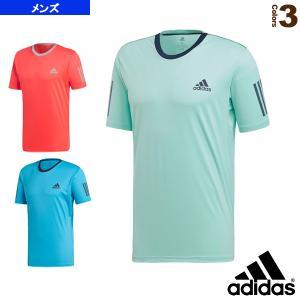 アディダス テニス・バドミントンウェア(メンズ/ユニ)  TENNIS CLUB 3ST TEE/テニスクラブ 3ST Tシャツ/メンズ(FRW68)|racket