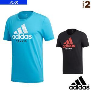 アディダス テニス・バドミントンウェア(メンズ/ユニ)  TENNIS GRAPHIC TEE/テニスグラフィックTシャツ/メンズ(FSR53)|racket