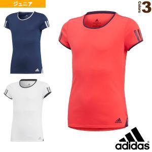 アディダス テニスジュニアグッズ  TENNIS GIRLS CLUB TEE/テニスガールズクラブTシャツ/ガールズ(FUC77)|racket
