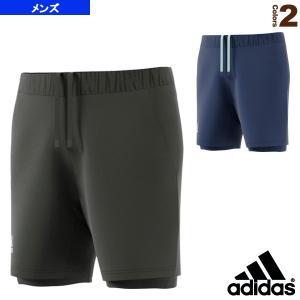 アディダス テニス・バドミントンウェア(メンズ/ユニ)  2N1 SHORT HEAT.RDY/7インチ ショーツ/メンズ(GKD49)|racket