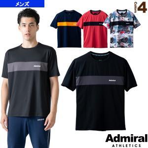 アドミラル(Admiral) テニス・バドミントンウェア(メンズ/ユニ)  フロントラインTシャツ/メンズ(ATMA102)|racket
