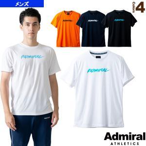 アドミラル(Admiral) テニス・バドミントンウェア(メンズ/ユニ)  ロゴアートTシャツ/メンズ(ATMA103)|racket
