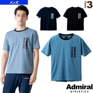 アドミラル(Admiral) テニス・バドミントンウェア(メンズ/ユニ)  カジュアルプリントTシャツ/メンズ(ATMA110)|racket