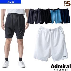 アドミラル(Admiral) テニス・バドミントンウェア(メンズ/ユニ)  ベーシックショーツ/メンズ(ATMA115)|racket