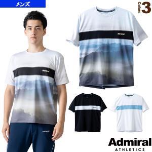 アドミラル(Admiral) テニス・バドミントンウェア(メンズ/ユニ)  フロントラインTシャツ/メンズ(ATMA117)|racket