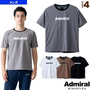 アドミラル(Admiral) テニス・バドミントンウェア(メンズ/ユニ)  カジュアルベーシックTシャツ/メンズ(ATMA118)|racket