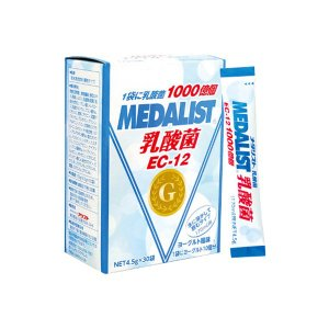 アリスト オールスポーツサプリメント・ドリンク  メダリスト乳酸菌/170ml用 4.5g×30袋(ART-3701)|racket