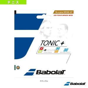 バボラ テニスストリング(単張)  トニックプラス ロンジビティ(BA201027)(ナチュラルガット) racket