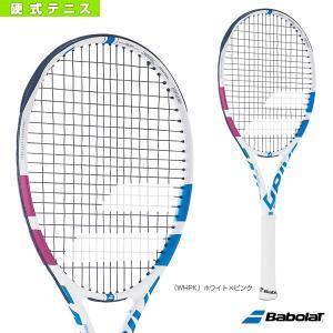 バボラ テニスラケット  PURE DRIVE TEAM WH/ピュアドライブチーム ホワイト(BF...