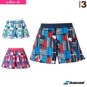 バボラ テニス・バドミントンウェア(レディース)  ショートパンツ/キュロットタイプ/カラープレイライン/レディース(BTWPJD01)|racket