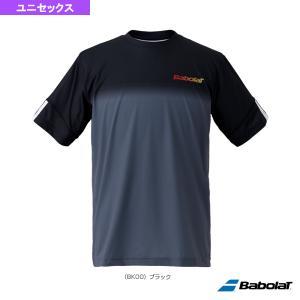 バボラ テニス・バドミントン ウェア(メンズ/ユニ)  ゲームシャツ/ユニセックス(BUG1317) racket