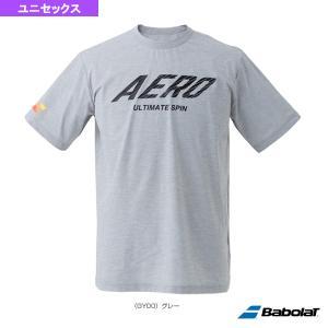 バボラ テニス・バドミントン ウェア(メンズ/ユニ)  Tシャツ/ユニセックス(BUP1518C) racket