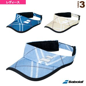 バボラ テニスアクセサリ・小物  PURE VISOR/サンバイザー/レディース(BWC1727) racket
