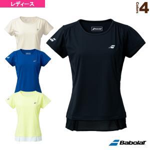 バボラ テニス・バドミントンウェア(レディース)  VS SHORT SLEEVE SHIRT/半袖ゲームシャツ/レディース(BWG1320) racket