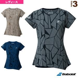 バボラ テニス・バドミントンウェア(レディース)  VS SHORT SLEEVE SHIRT/半袖ゲームシャツ/レディース(BWG1321) racket