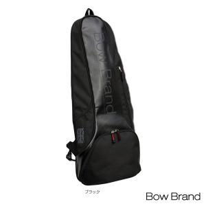 ボウブランド テニスバッグ  ラケットバッグ/ラケット2本収納可(BOW-JB1802)|racket