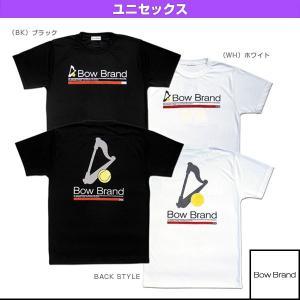 ボウブランド テニス・バドミントンウェア(メンズ/ユニ) ハープT-シャツ/ユニセックス(BOW-JT1215)|racket