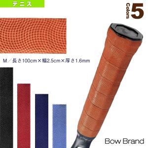 ボウブランド テニスアクセサリ・小物  BOW BRAND ナチュラルレザーグリップ/Mサイズ(BOW1000)|racket