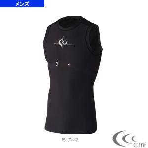 シースリーフィット オールスポーツアンダーウェア  C3fit インパルス スリーブレス/メンズ(3F08191)|racket