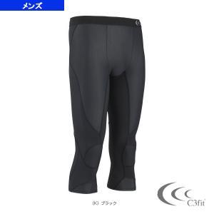 シースリーフィット オールスポーツアンダーウェア  インパクトエアー 3/4タイツ/メンズ(3F15328)|racket