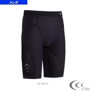 シースリーフィット オールスポーツアンダーウェア  インパクトエアー ハーフタイツ/メンズ(3F17125)|racket