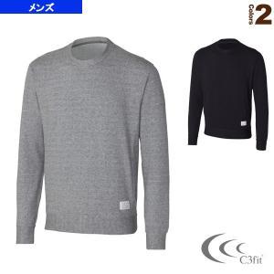 シースリーフィット オールスポーツウェア(メンズ/ユニ)  Re-Pose/リポーズ スウェットクルー/メンズ(3F79111) racket