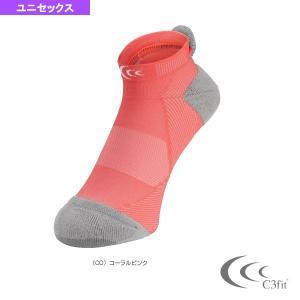 シースリーフィット オールスポーツウェア(メンズ/ユニ)  アーチサポートショートソックス/ユニセックス(3F93356) racket