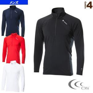 シースリーフィット オールスポーツアンダーウェア  アドバンスウォーム ジップアップ ロングスリーブ/メンズ(GC09310)|racket