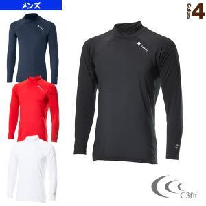 シースリーフィット オールスポーツアンダーウェア  アドバンスウォーム ハイネック ロングスリーブ/メンズ(GC09311)|racket
